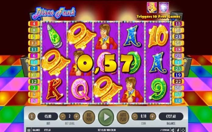 Besplatni spinovi-disco funk-online casino bonus