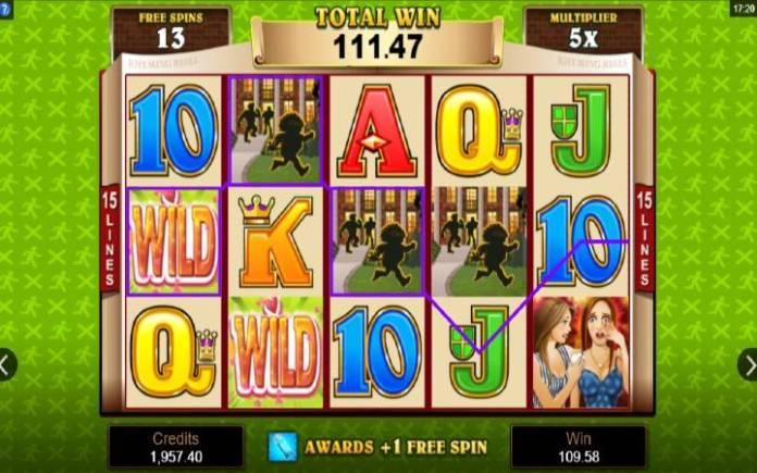 Besplatni spinovi-Georgie Porgie-online casino bonus