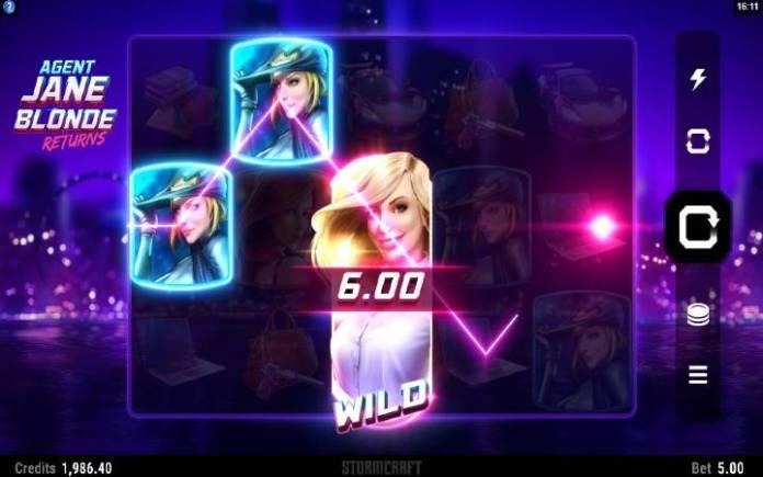 Džoker-online casino bonus-Agent Jane Blond Returns