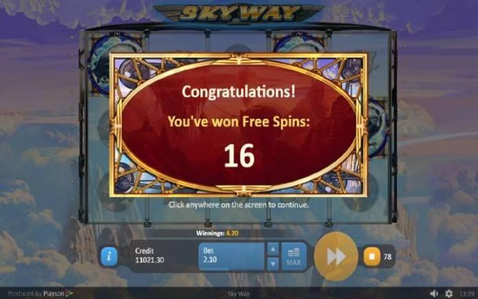 SkYway-kako do besplatnih spinova-online casino bonus