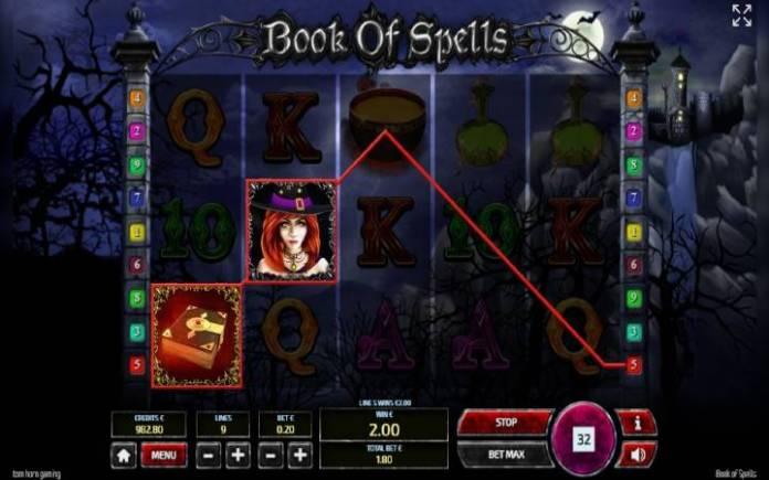 Džoker-knjiga-Book of Spells-tom horn