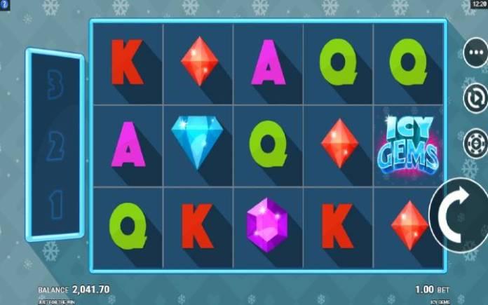 Icy Gems-online casino bonus-osnovna igra