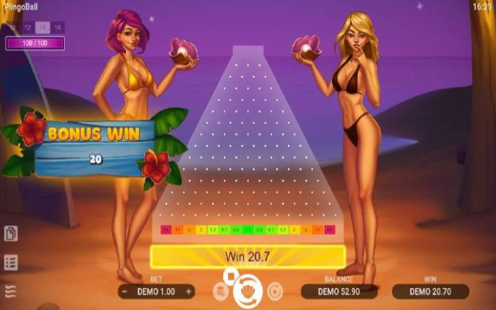 Nasumična bonus nagrada-online casino bonus, Plingoball