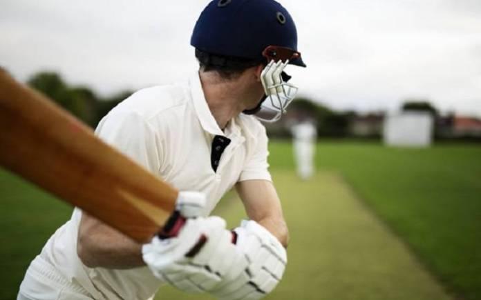 igrač kriketa -