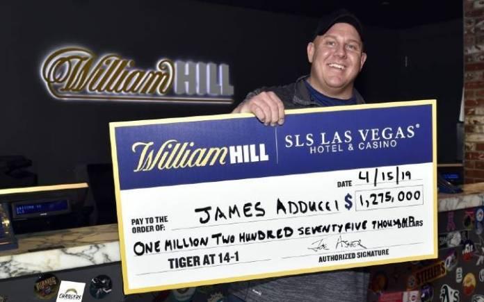 Džejms Adući-najluđe priče o kockanju-MILIONER-Milionski ček