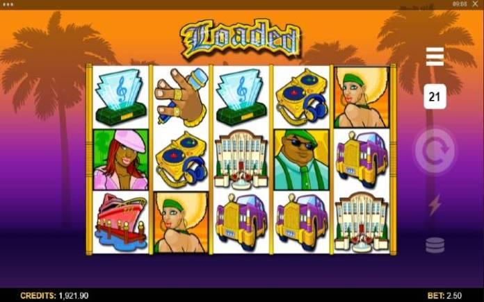 Loaded-microgaming-online casino bonus-osnovna igra