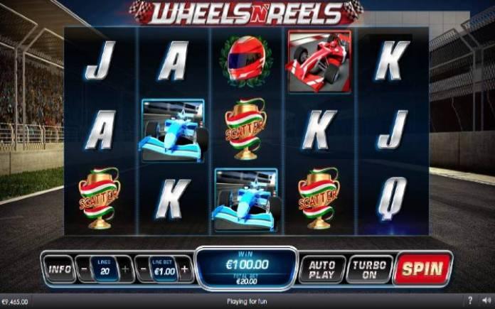 Scatter-online casino bonus-wheels n reels