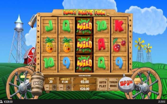 Džoker-online casino bonus-funky fruits farm