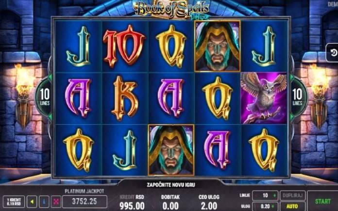 Book of Spells Deluxe-online casino bonus-fazi