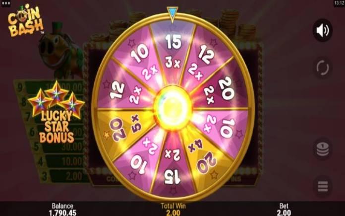 točak sreće-coin bash-online casino bonus-microgaming