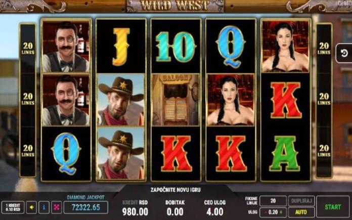 Wild West-online casino bonus-fazi
