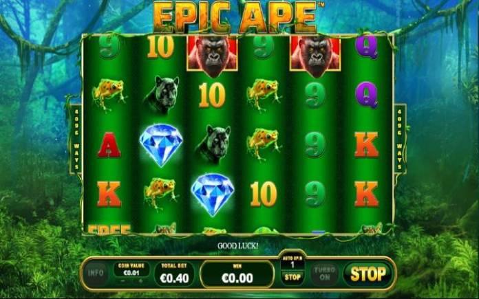 Džoker-online casino bonus-Epic Ape