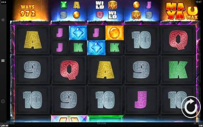 Maya U Max-U Max-specijalan simbol-online casino bonus