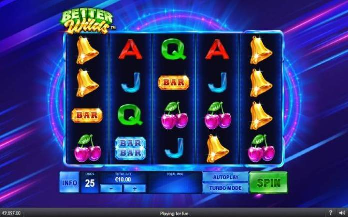 Better Wilds-online casino bonus-playtech