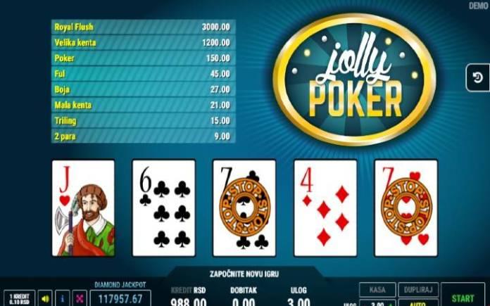 Jolly Poker-online casino bonus-kockanje-fazi