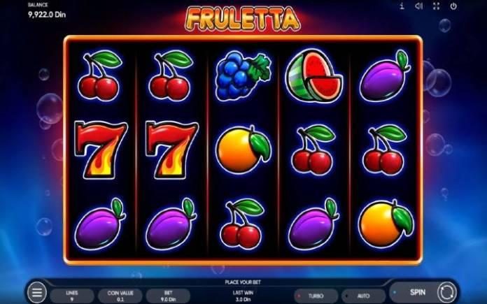 Fruletta-online casino bonus-endorphina