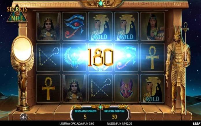 džokeri-online casino bonus-secrets of the nile-leap gaming