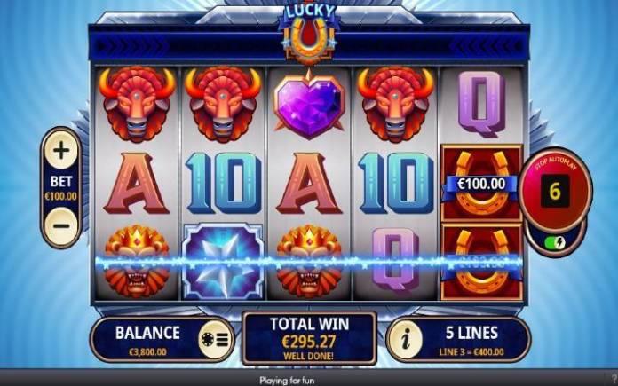 Džoker-srebrna zvezda-online casino bonus-Lucky U