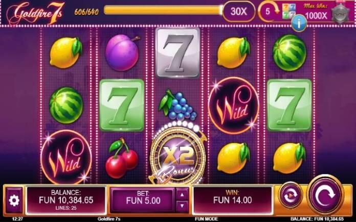 Džoker-online casino bonus-goldfire 7s