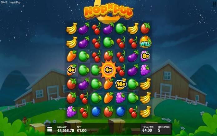 džoker-pomorandža-online casino bonus-hop n pop