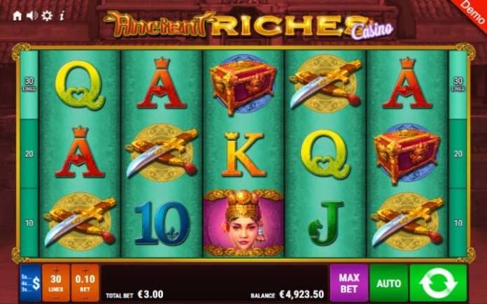 Ancient Riches Casino-online casino bonus-gamomat