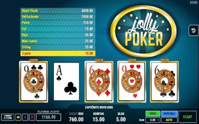Dva para-jolly poker-fazi-online casino bonus