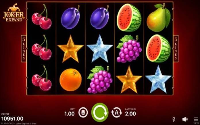 dijamantski scatter-joker expand 5 lines-online casino bonus