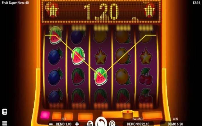 Dibitna kombinacija-lubenica-online casino bonus-Fruit Nova 40