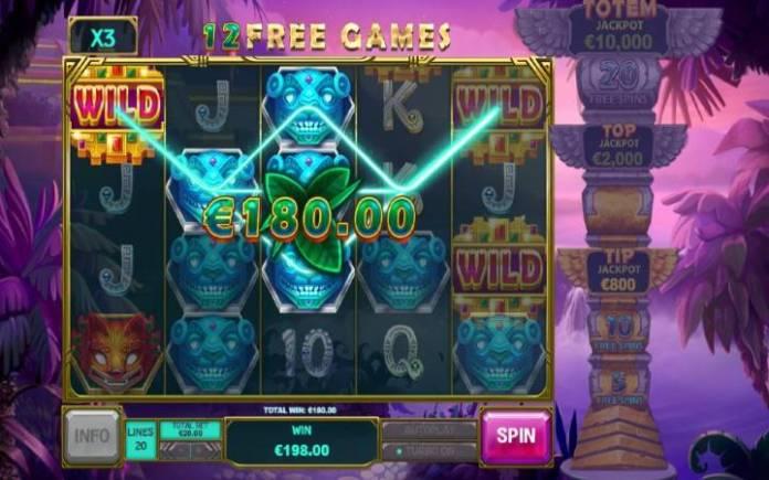 Besplatni spinovi-tip top totems-online casino bonus