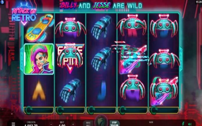 napad džokera-online casino bonus-attack on retro-microgaming