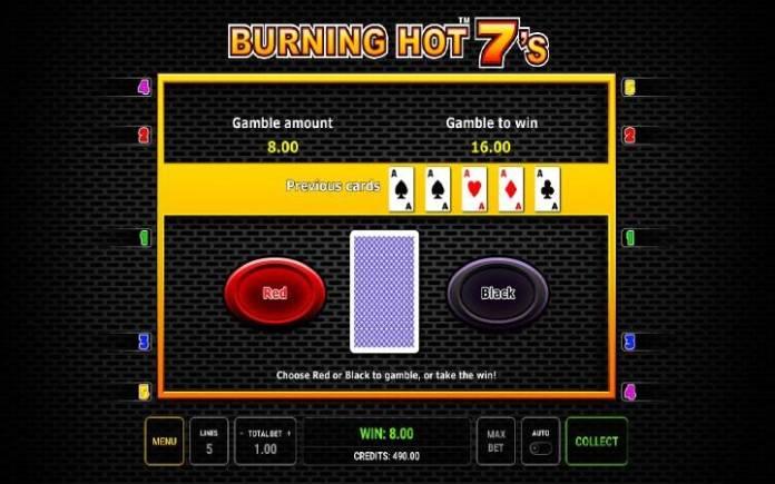 bonus kockanja-burning hot sevens-online casino bonus