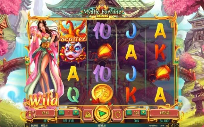džoker-online casino bonus-mystic fortune deluxe