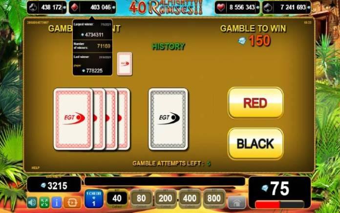 bonus kockanja-online casino bonus-40 almighty ramses 2
