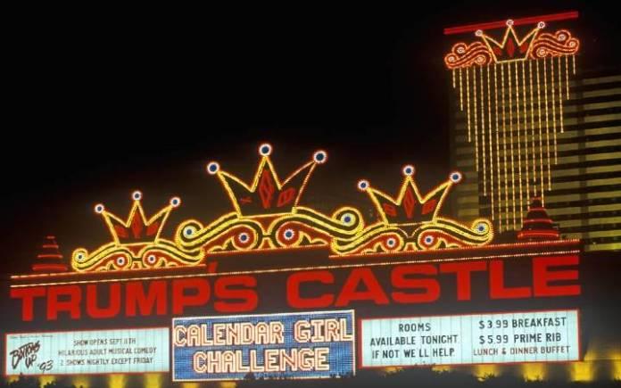 trump castle-online casino bonus-donald tramp
