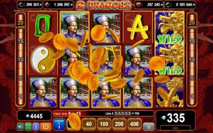 besplatni spinovi-2 dragons-online casino bonus-egt