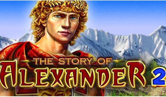 the story of alexander 2-online casino bonus
