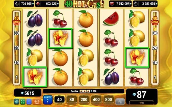 scatter-zvezda-online casino bonus-40 hot and win