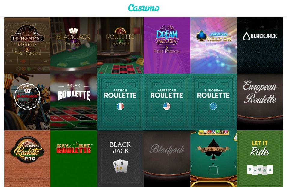 Casumo Casino Reviews