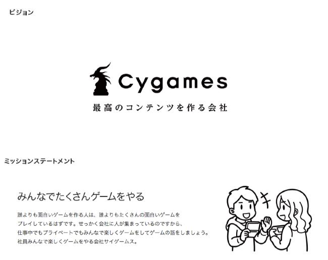 ビジョン___会社情報___株式会社Cygames