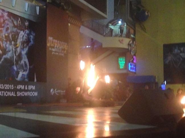 マレーシアカジノインドアステージショー