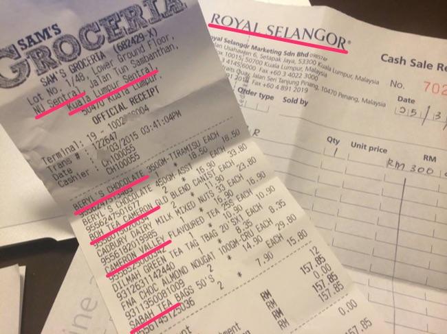マレーシアお土産安く買う方法