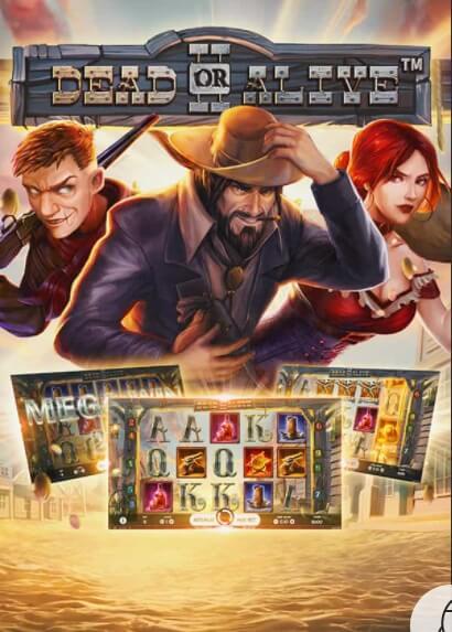 Dead or Alive 2 Game Netent Casino's