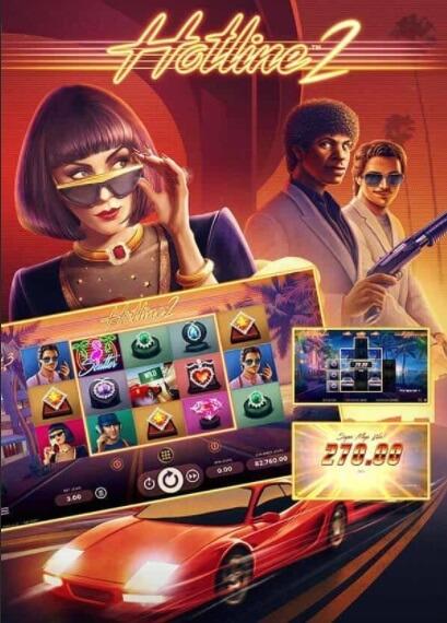 Hotline 2 Game Netent Casino's