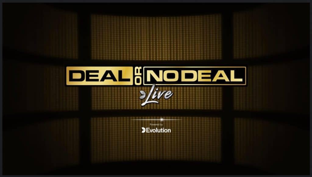 Mason Slots Deal or No Deal Live Casino