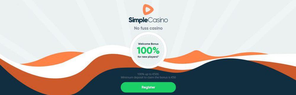 Simple Casino Site