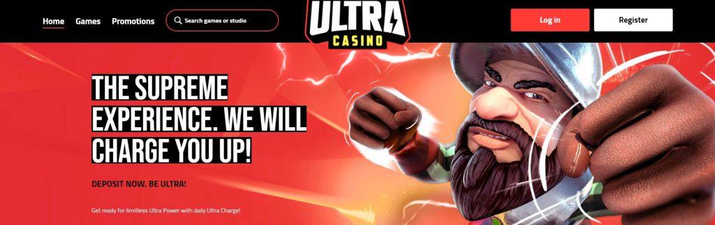 Ultra Casino Site