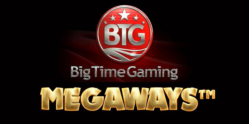 Megaways gokkasten Big Time Gaming