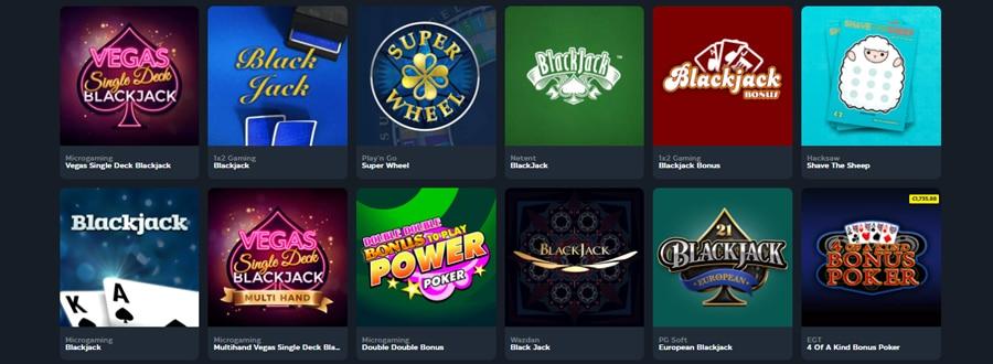 Gslot live casino