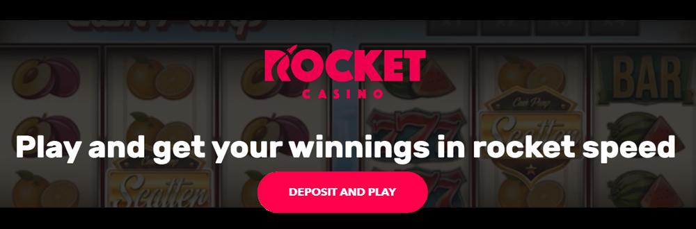 Rocket Casino review