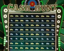 Met Cash Hunt maak je maar liefst kans op 180 verschillende prijzen